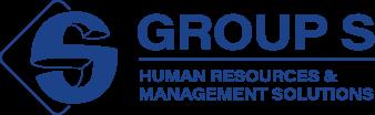 Het logo van Group S